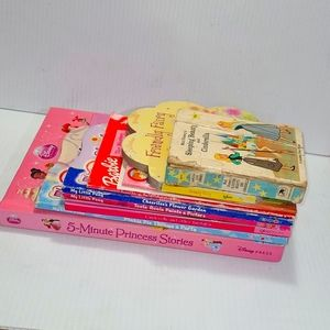 Assorted Fairytales (Lot of 10 Books)